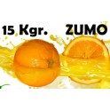 Caja de 15 kgr -ZUMO