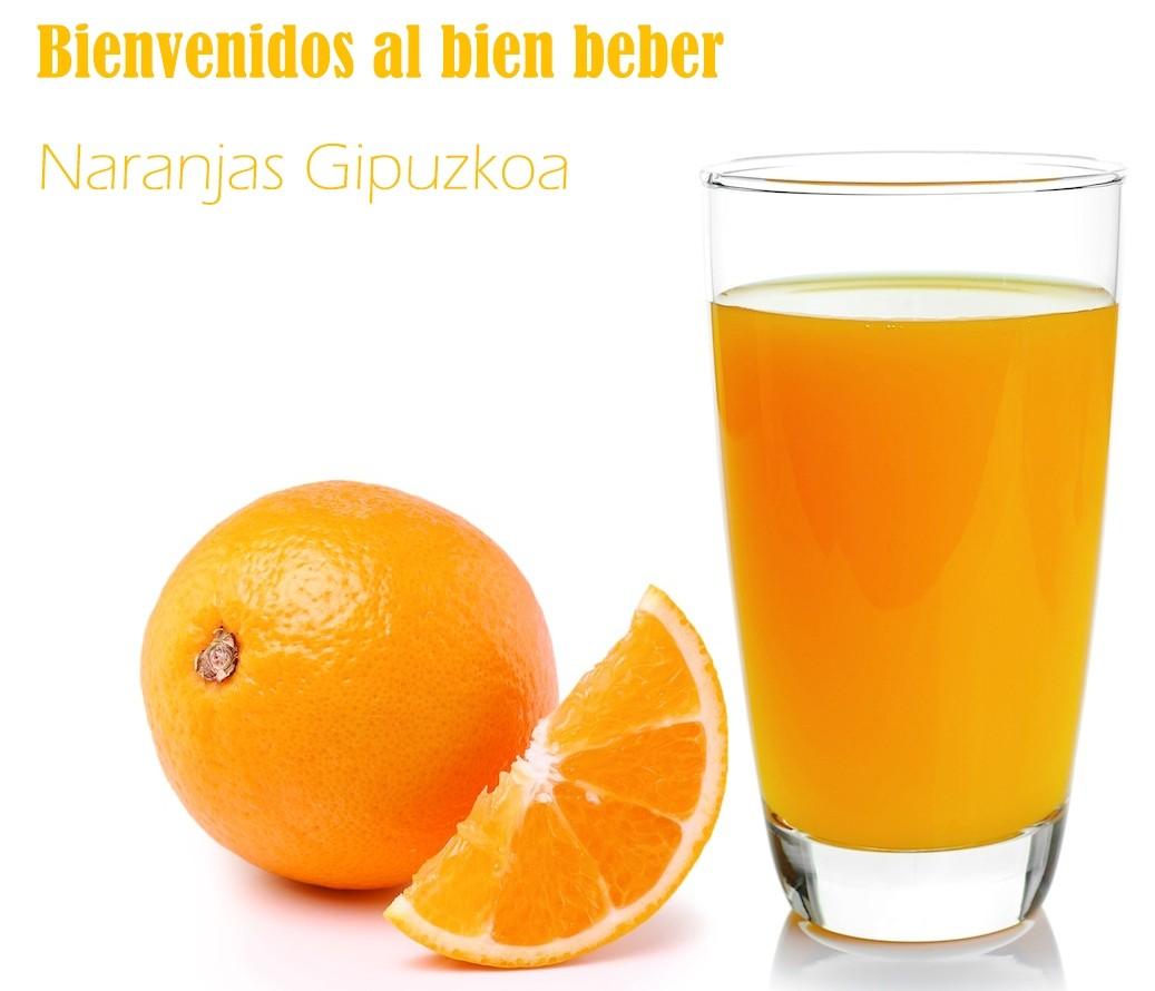 Descubre Naranjas Gipuzkoa