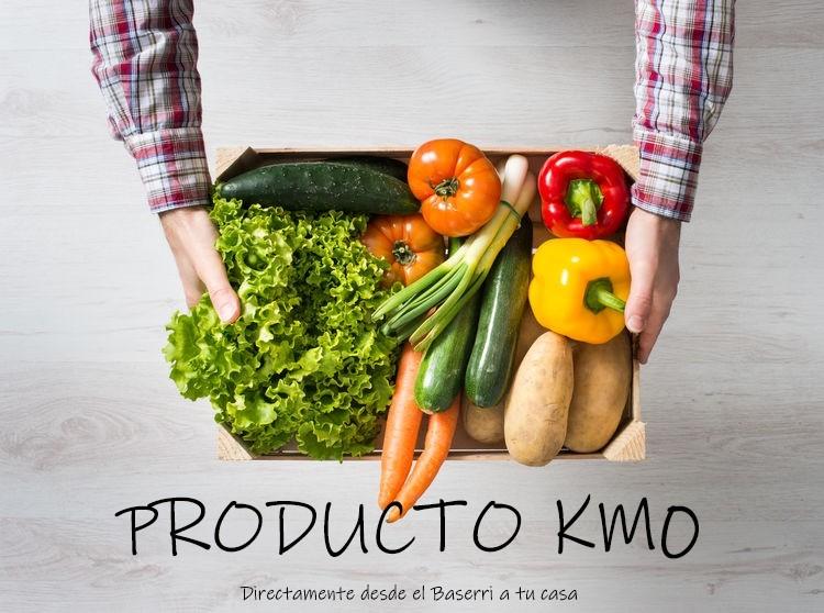 Verduras frescas y sin químicos