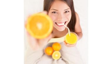 Disfruta de un buen zumo de naranja